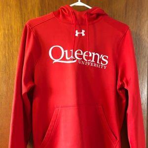 *SOLD* Queen's University Under Armour Hoodie